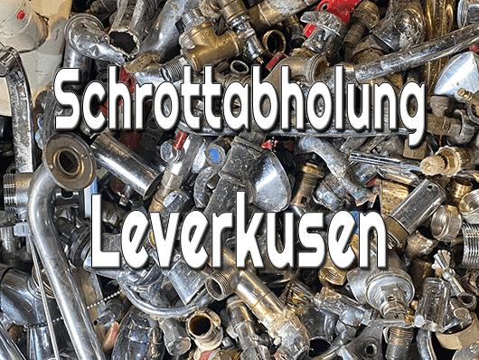 Schrottabholung Leverkusen