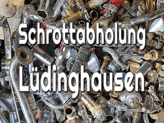 Schrottabholung Lüdinghausen