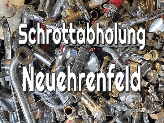 Schrottabholung Neuehrenfeld