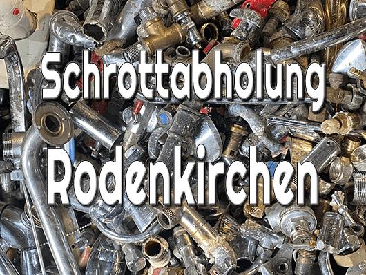 Schrottabholung Rodenkirchen