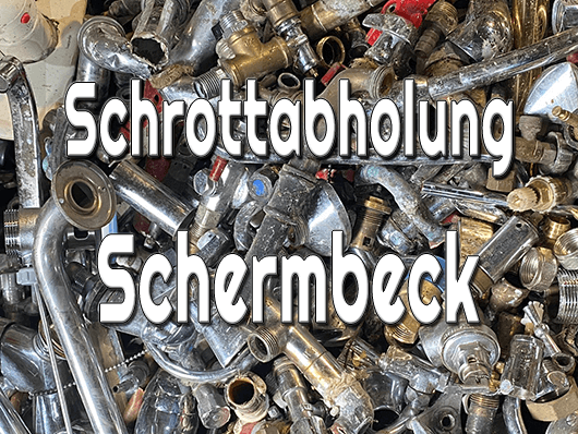 Schrottabholung Schermbeck