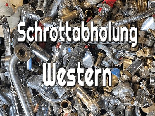 Schrottabholung Western