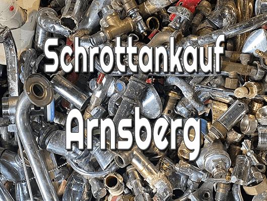 Schrottankauf Arnsberg