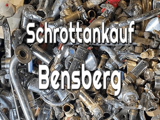 Schrottankauf Bensberg