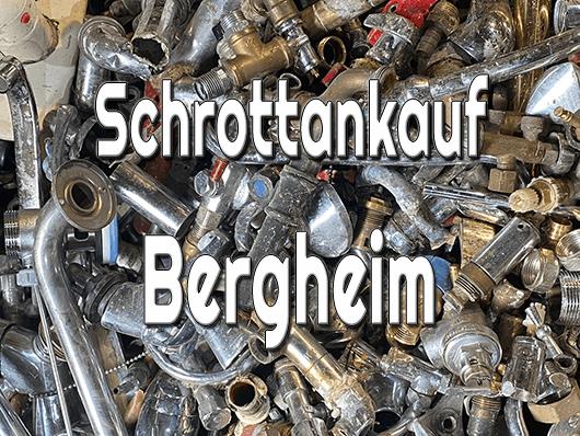 Schrottankauf Bergheim