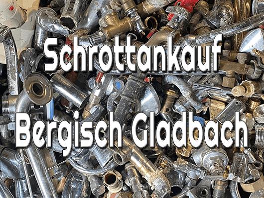 Schrottankauf Bergisch Gladbach