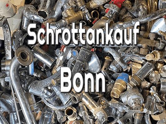 Schrottankauf Bonn