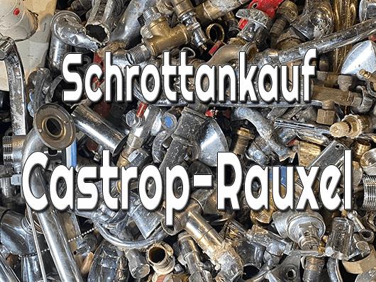 Schrottankauf Castrop-Rauxel