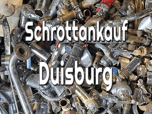 Schrottankauf Duisburg