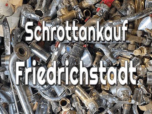 Schrottankauf Friedrichstadt