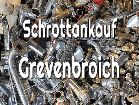 Schrottankauf Grevenbroich