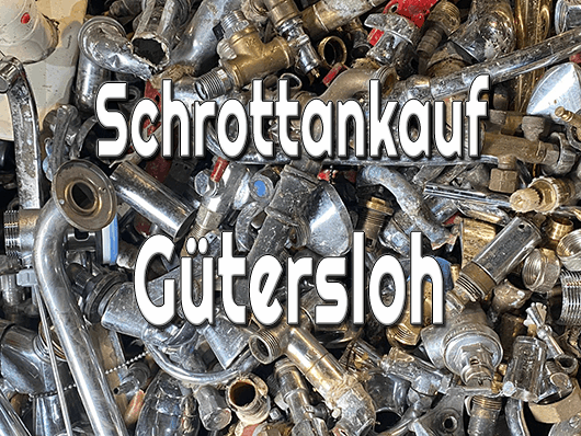 Schrottankauf Gütersloh