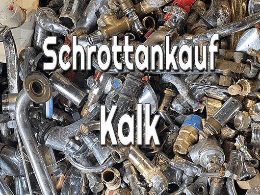 Schrottankauf Kalk