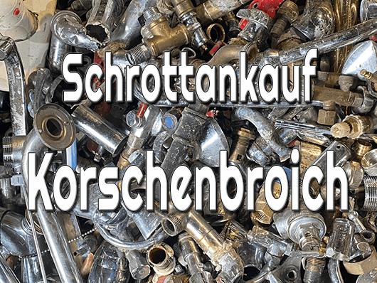 Schrottankauf Korschenbroich