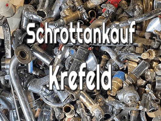 Schrottankauf Krefeld