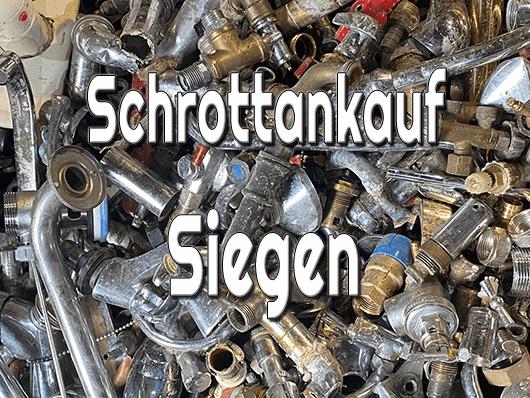 Schrottankauf Siegen