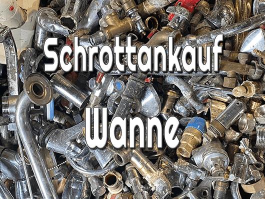 Schrottankauf Wanne