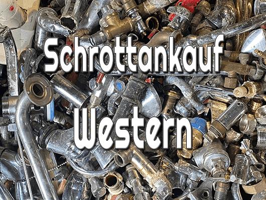 Schrottankauf Western