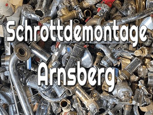 Schrottdemontage Arnsberg