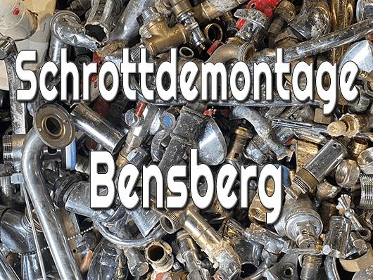 Schrottdemontage Bensberg