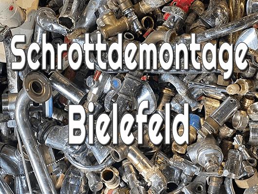 Schrottdemontage Bielefeld
