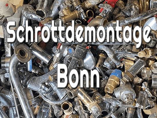Schrottdemontage Bonn