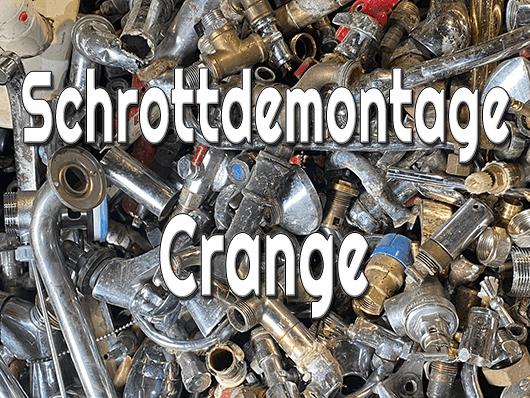 Schrottdemontage Crange