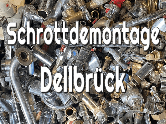 Schrottdemontage Dellbrück