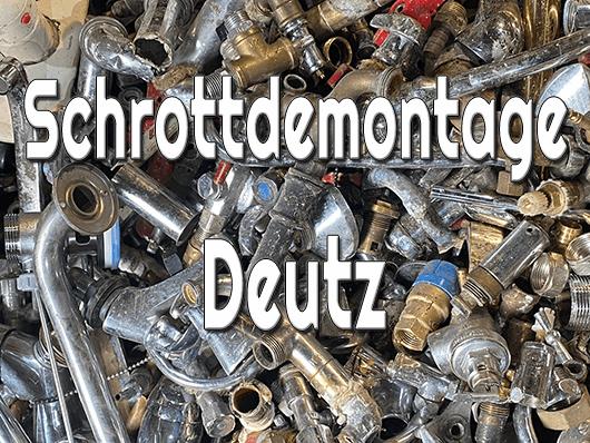 Schrottdemontage Deutz