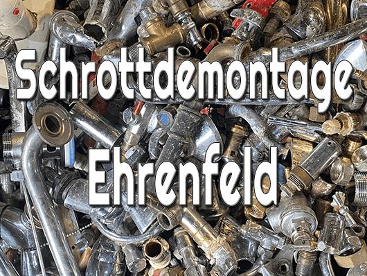 Schrottdemontage Ehrenfeld