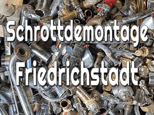 Schrottdemontage Friedrichstadt