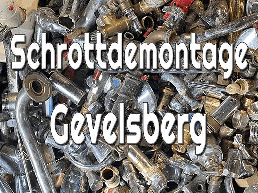Schrottdemontage Gevelsberg