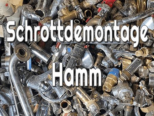 Schrottdemontage Hamm