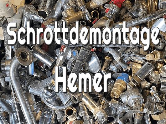 Schrottdemontage Hemer