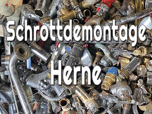 Schrottdemontage Herne