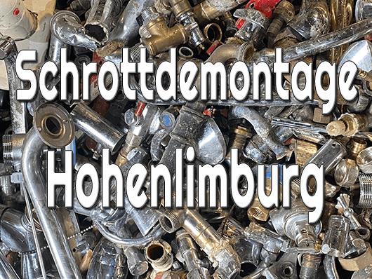 Schrottdemontage Hohenlimburg
