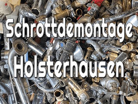 Schrottdemontage Holsterhausen