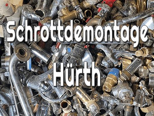 Schrottdemontage Hürth