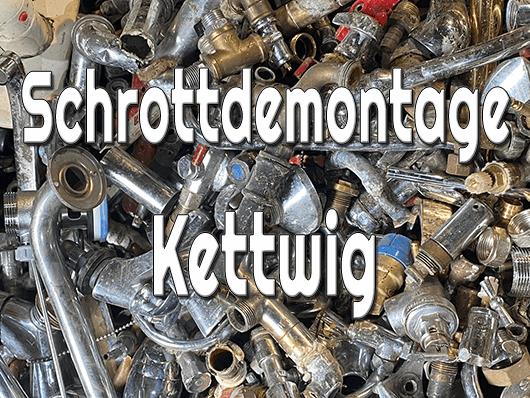 Schrottdemontage Kettwig