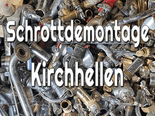 Schrottdemontage Kirchhellen