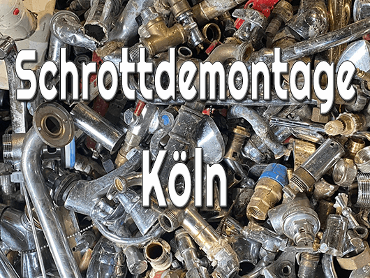 Schrottdemontage Köln