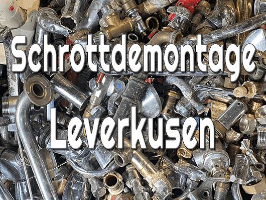 Schrottdemontage Leverkusen