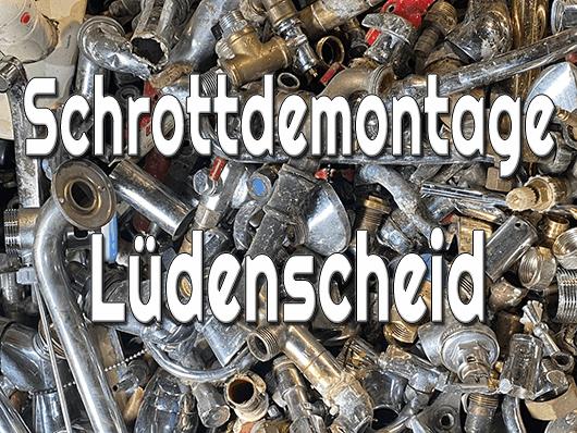 Schrottdemontage Lüdenscheid