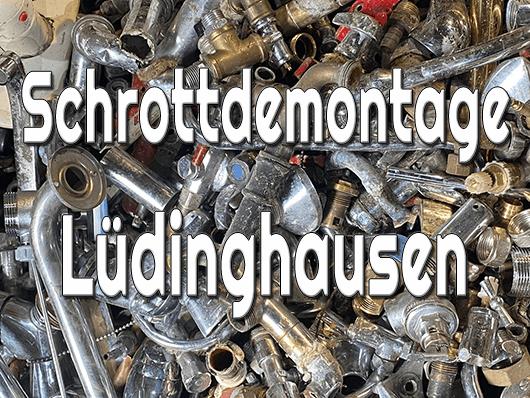 Schrottdemontage Lüdinghausen
