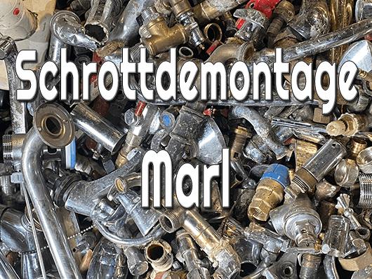 Schrottdemontage Marl