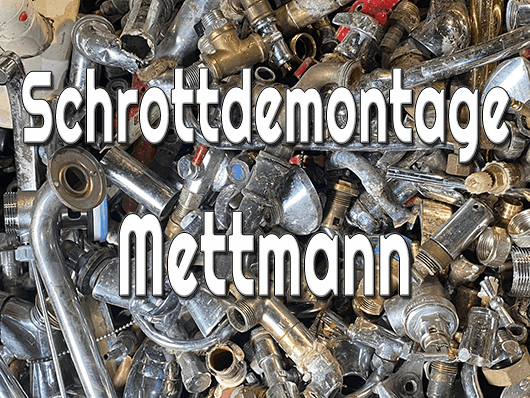 Schrottdemontage Mettmann