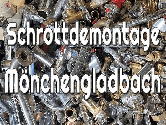 Schrottdemontage Mönchengladbach