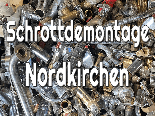 Schrottdemontage Nordkirchen