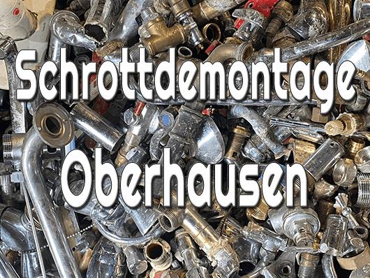 Schrottdemontage Oberhausen