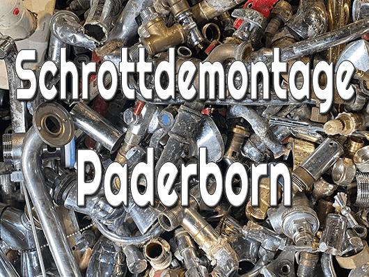 Schrottdemontage Paderborn